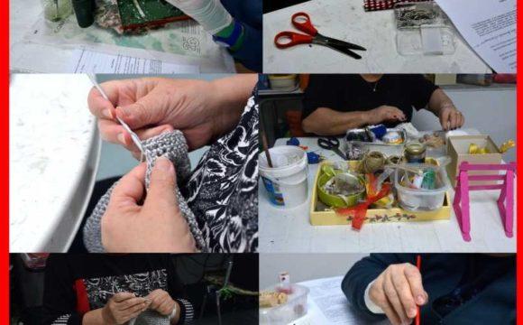 Mostra lavori di Terapia Occupazionale – Donazione