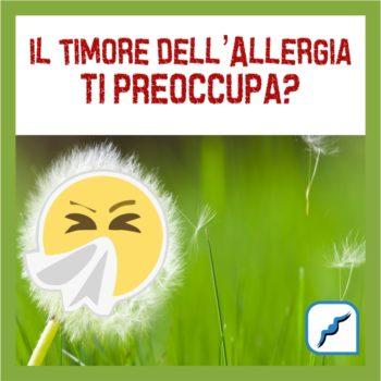 Con la primavera torna l'allergia